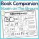 Room on the Broom Quick Prep Speech and Language Book Companion