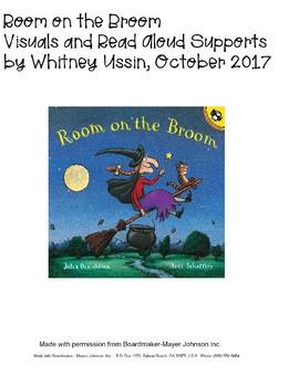 Room on the Broom Read Aloud & Visual Recipe