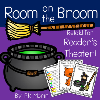 Room on the Broom Reader's Theater