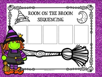 Halloween Sequencing Activity