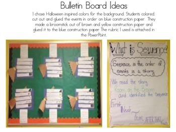 Room on the Broom - Sequencing Activity