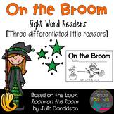 Room on the Broom Sight Word Readers