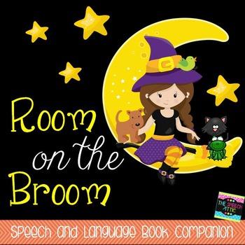 Room on the Broom Speech & Language Book Companion