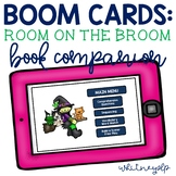 Room on the Broom Speech Therapy | BOOM Cards™️ Distance Learning
