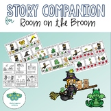Room on the Broom Speech and Language Packet