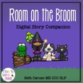 Room on the Broom Story Companion - Boom Cards