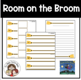 Room on the Broom Story Retelling and Story Writing Activity