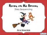 Room on the Broom - Story Sequencing