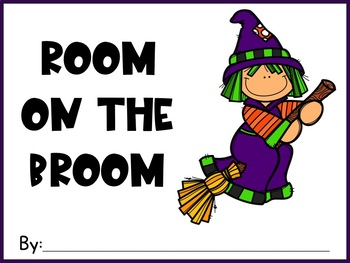 Room on the Broom Writing Activity