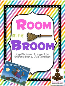 Room on the Broom Yoga Companion Resource (FULL LESSON)