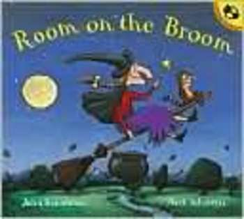 Room on the Broom by J. Donaldson