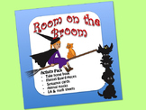 Room on the Broom  activity pack:  sequence, masks, LA & math