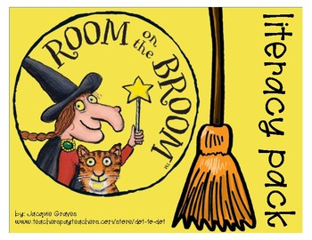 Room on the Broom sequencing flow map