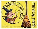 Room on the Broom literacy pack
