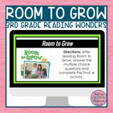 Room to Grow Reading Wonders
