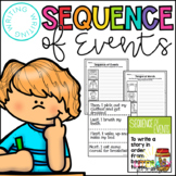 Narrative Writing: Sequence of Events (PowerPoint)