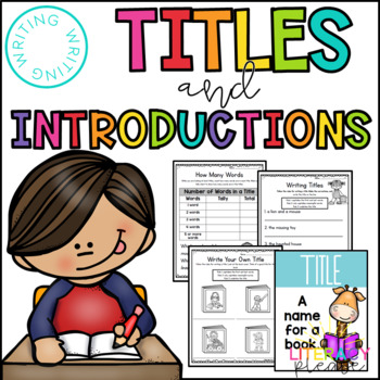 Narrative Writing: Titles and Introductions (PowerPoint)