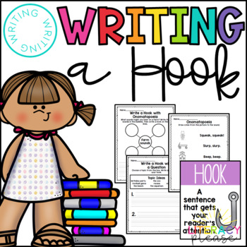 Narrative Writing: Hooks (PowerPoint)