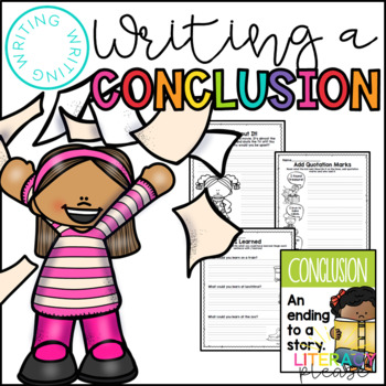 Narrative Writing: Conclusions (PowerPoint)