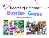 Rooms of a House - Barrier Game