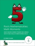 Roo's Mathematickles: Math Moments