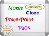 Roosevelt Corollary Pack (PPT, DOC, PDF)