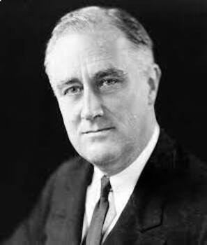 Roosevelt and the New Deal Notes
