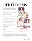 Roosevelt's Four Freedoms Speech: Norman Rockwell Project