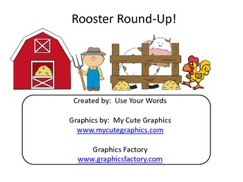 Rooster Round-Up