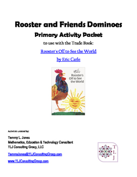 Rooster and Friends Dominoes