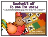 Rooster's Off To See The World Craft