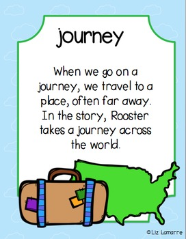 Rooster's Off to See the World Resource Packet