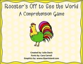 Rooster's Off to See the World Comprehension Game Kindergarten
