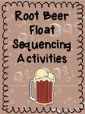 Root Beer Float Craftivity & Sequencing Activities