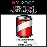 Root Beer Float Experiment