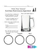 Root Beer Float (Solid, Liquid, Gas) Experiment *Updated*