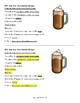 Root Beer Float Lab Quiz: Phases of Matter (solid, liquid, gas) (Chemistry)