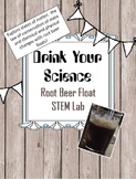 Root Beer Float STEM Lab