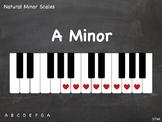 Sample = piano chalkboard #1