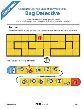 Root Robot Bug Detective (Beginner)