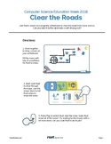 Root Robot Clear the Roads (Beginner)