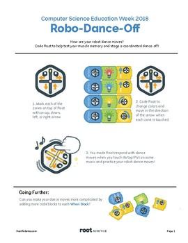 Root Robot Dance-Off (Beginner)