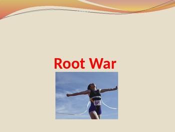 Root War!  Round 10