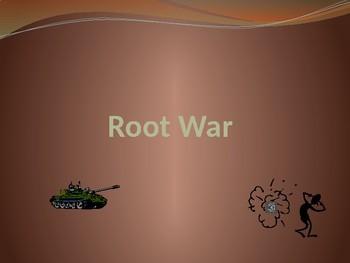 Root War!  Round 2