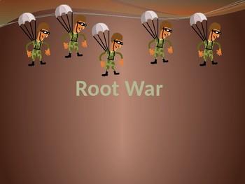 Root War!  Round 3