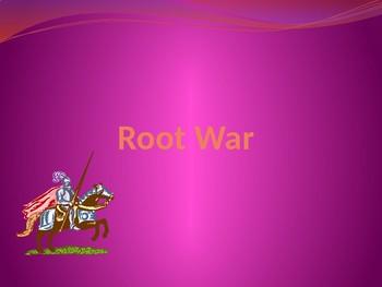 Root War!  Round 5