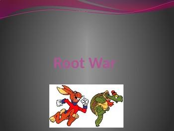 Root War!  Round 6