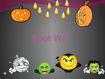 Root War! Round 7