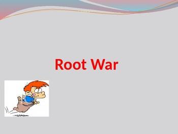 Root War!  Round 8