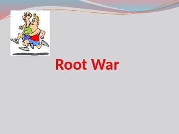 Root War!  Round 9